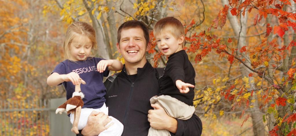 Scientology Parent Editor Tad Reeves & Kiddos