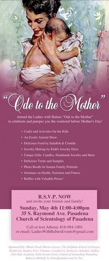2014 Ladies With Babies Convention